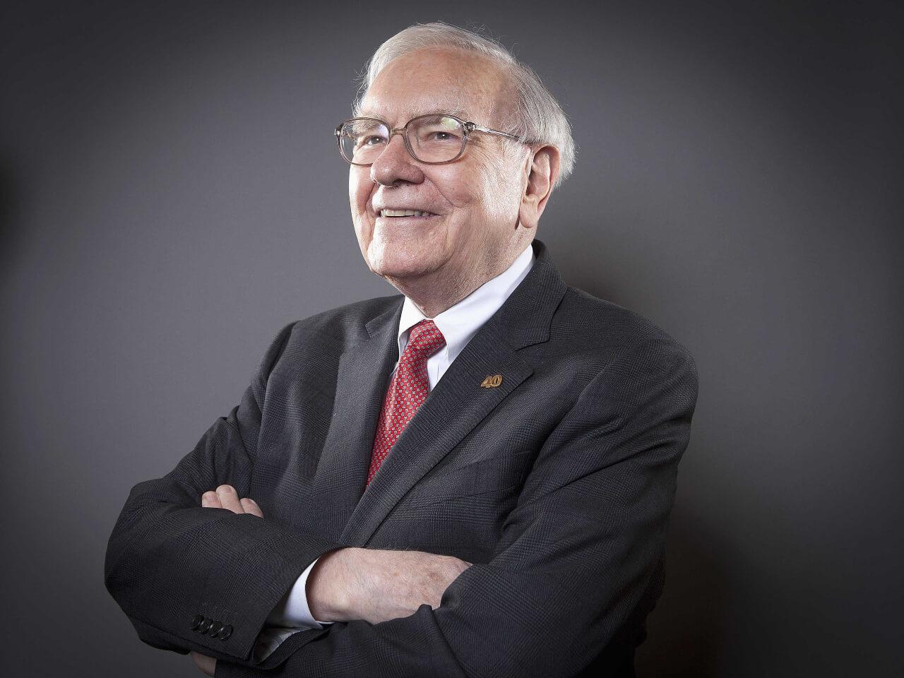 Invista como o Warren Buffet